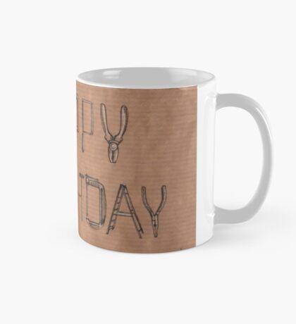Happy Birthday to your DIY enthusiast! Mug