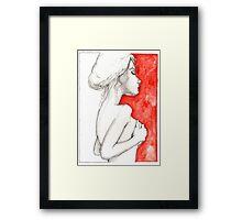 Temis Framed Print