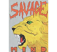 Savage Mind Photographic Print