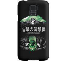 Attack on Shredder (Mikey) Samsung Galaxy Case/Skin