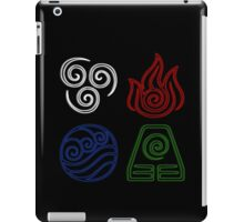 Four Elements Minimalist iPad Case/Skin