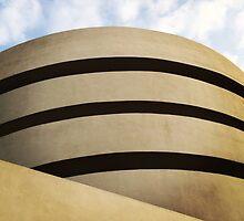 The Guggenheim Museum, NYC by Lagoldberg28