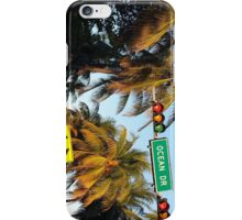 Ocean Dr. iPhone Case/Skin