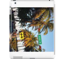 Ocean Dr. iPad Case/Skin