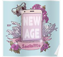 New age socialite Poster