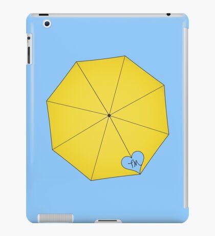 Yellow Umbrella – HIMYM design iPad Case/Skin