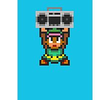 Ghetto Blaster Link Photographic Print