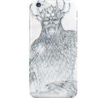 Morgoth and Fingolfin iPhone Case/Skin