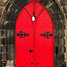 St. Columba's Free Church of Scotland, The Royal Mile, Edinburgh by fotosic