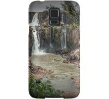 Iguaza Falls - No. 10 Samsung Galaxy Case/Skin