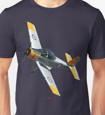 Plane & Simple - CAC Ca25 Winjeel A85-404 Unisex T-Shirt