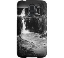Iguaza Falls - No. 10 - monochrome Samsung Galaxy Case/Skin