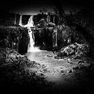 Iguaza Falls - No. 10 - monochrome by photograham