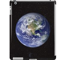 Blue Marble - The Planet Earth From Space iPad Case/Skin