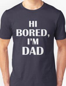Dad Jokes (White) T-Shirt