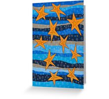 Scienceworks Stars Greeting Card