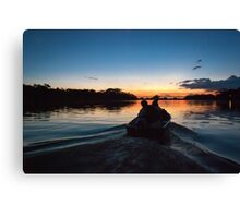 In Need of a Tow - Rio Pardo, Brazil Canvas Print