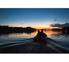 In Need of a Tow - Rio Pardo, Brazil Photographic Print