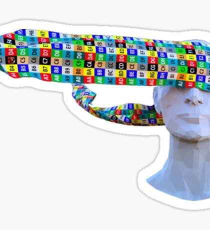 Porter Visual Sticker