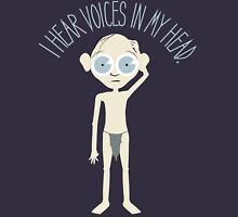 I Hear Voices Unisex T-Shirt