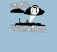 "Eugene Porter, ""He Will Make The Dead Die.."" Unisex T-Shirt"