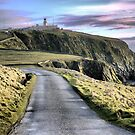60 N ... (11) The Sumburgh Head Lighthouse by Larry Lingard-Davis