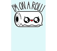 On A Roll Photographic Print