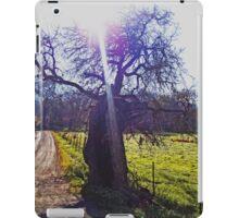 Damaged Tree iPad Case/Skin