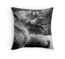 Pillow Kitty Throw Pillow