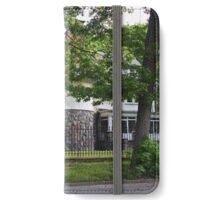 Old West End Edward D Libbey House II iPhone Wallet/Case/Skin
