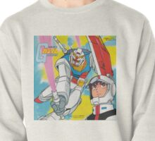 Mobile Suit Gundam Record Sleeve Back Pullover