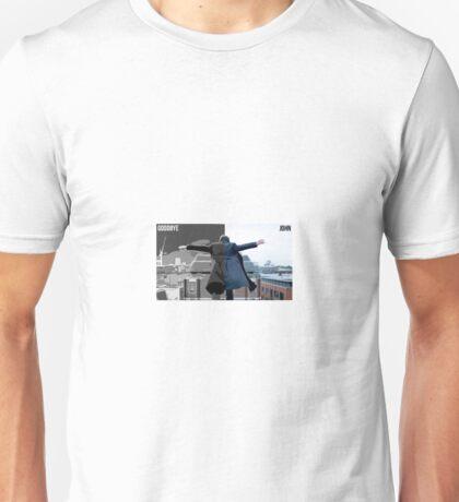 goodbye john Unisex T-Shirt