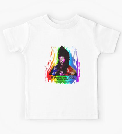Justin Hinds SE (Special Edition) Kids Tee