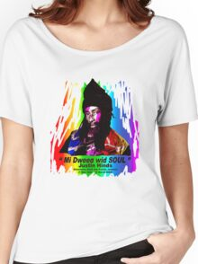 Justin Hinds SE (Special Edition) Women's Relaxed Fit T-Shirt