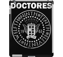 The Doctores iPad Case/Skin