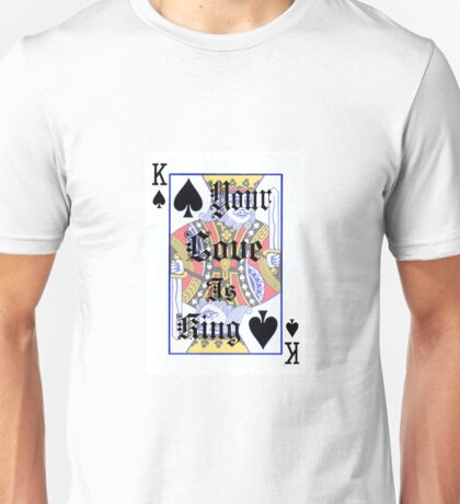 Your Love Is King (Sade Tribute) Unisex T-Shirt