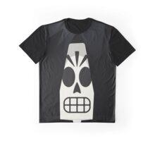 Grim Fandango - Manny Calavera (Grim Reaper version) Graphic T-Shirt