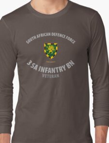 SADF 3 SA Infantry Battalion Veteran  Long Sleeve T-Shirt