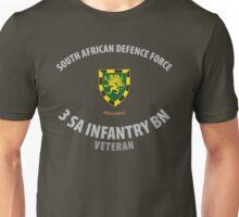 SADF 3 SA Infantry Battalion Veteran  Unisex T-Shirt