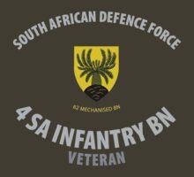 SADF 4 SA Infantry Battalion (62 Mech Bn) Veteran  by civvies4vets