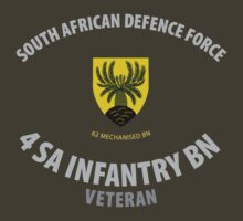 SADF 4 SA Infantry Battalion (62 Mech Bn) Veteran  by civvies4vets