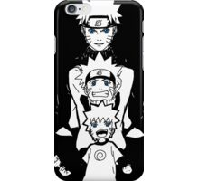 Naruto, 15 Years of history! iPhone Case/Skin