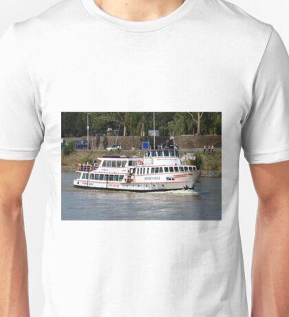 Heinrich Heine passenger ship, Germany Unisex T-Shirt