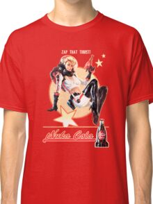 Nuka-Cola pin-up Classic T-Shirt