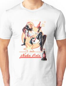 Nuka-Cola pin-up Unisex T-Shirt