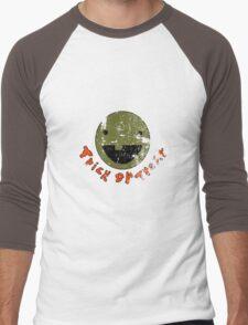 Trick or Treat Men's Baseball ¾ T-Shirt