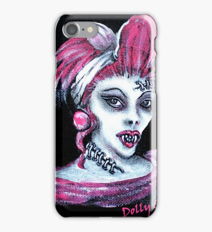 Molly Vampire iPhone Case/Skin