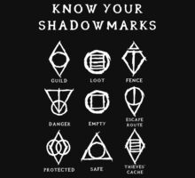 Know Your Shadowmarks (Light) | Unisex T-Shirt