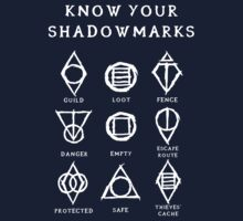 Know Your Shadowmarks (Light) Kids Clothes