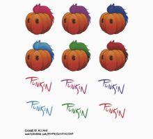 Punkin Sticker Set! by Austin Chin